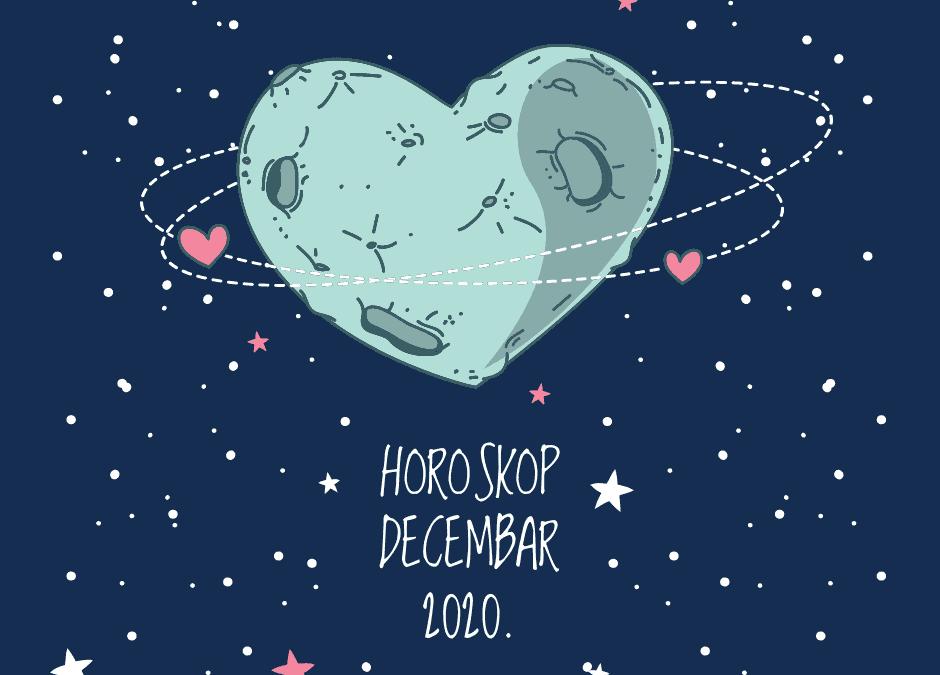 Horoskop za decembar 2020.