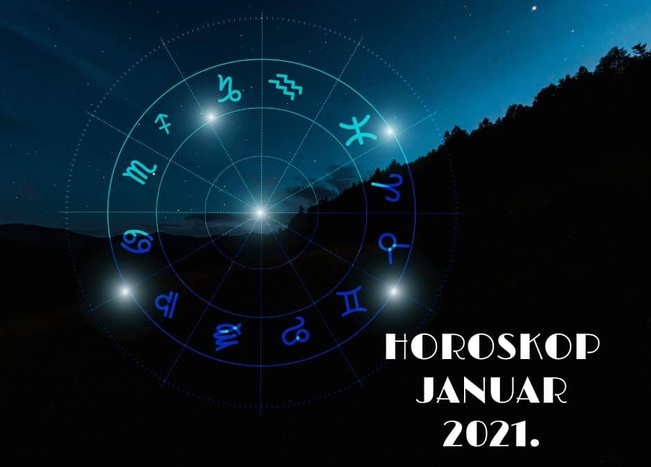 Horoskop za januar 2021.
