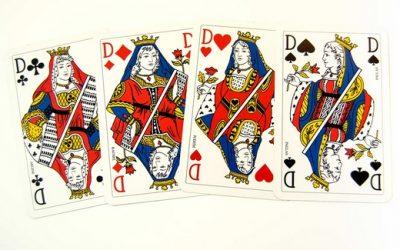 Tarot: Četiri kraljice